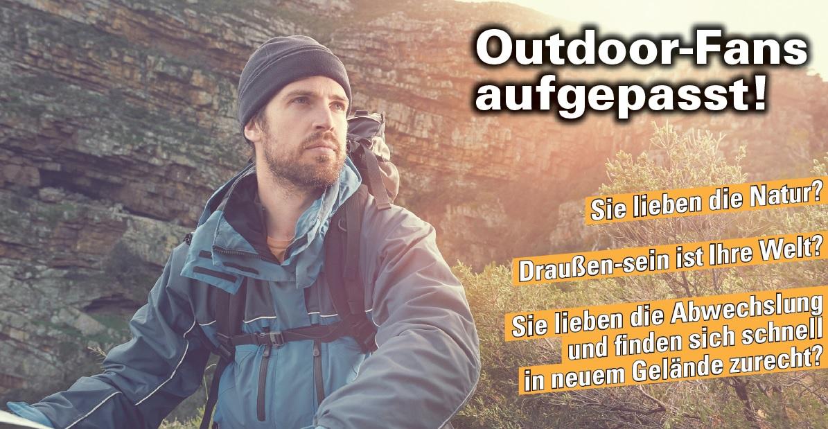 Outdoor geschn